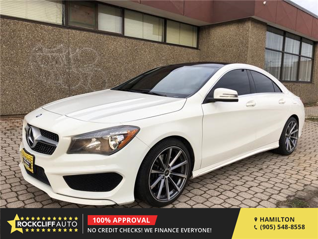 2014 Mercedes-Benz CLA-Class Base (Stk: M095550) in Hamilton - Image 1 of 16