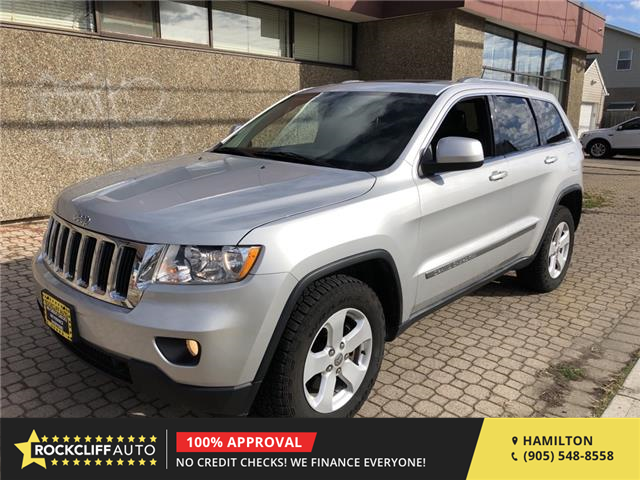 2012 Jeep Grand Cherokee Laredo (Stk: -) in Hamilton - Image 1 of 19