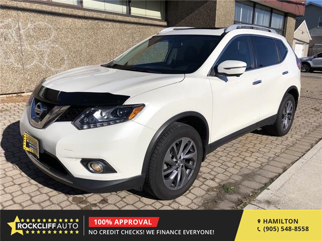 2016 Nissan Rogue SL Premium (Stk: N734805) in Hamilton - Image 1 of 19