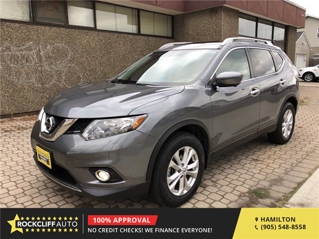 2016 Nissan Rogue SV (Stk: -) in Hamilton - Image 1 of 22