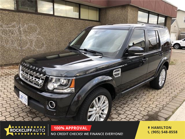 2014 Land Rover LR4 Base (Stk: L703971) in Hamilton - Image 1 of 20