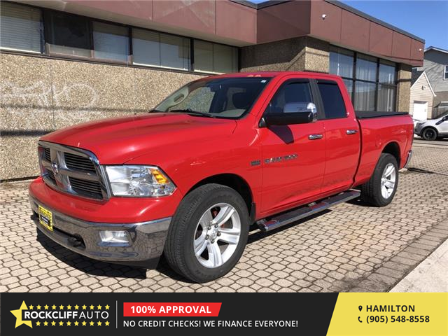 2011 Dodge Ram 1500 SLT (Stk: D591189) in Hamilton - Image 1 of 15