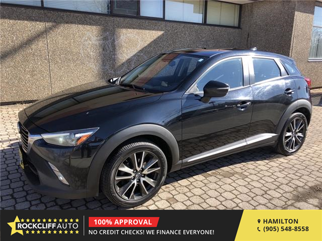 2016 Mazda CX-3 GT (Stk: M121221) in Hamilton - Image 1 of 22