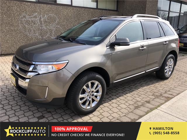 2014 Ford Edge Limited (Stk: -) in Hamilton - Image 1 of 17