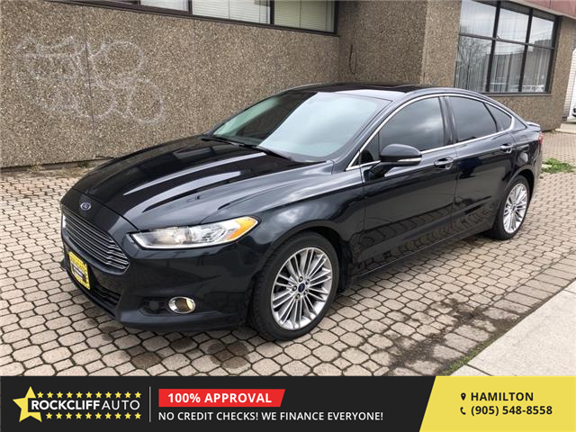 2014 Ford Fusion SE (Stk: F295163) in Hamilton - Image 1 of 18