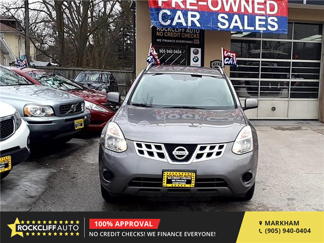 2012 Nissan Rogue  (Stk: 280580) in Markham - Image 1 of 11