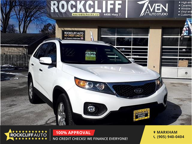 2012 Kia Sorento  (Stk: 294657) in Markham - Image 1 of 16