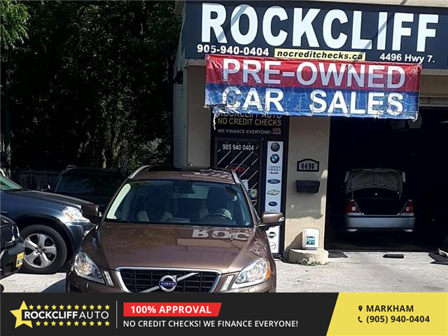 2010 Volvo XC60  (Stk: 077405) in Markham - Image 1 of 12