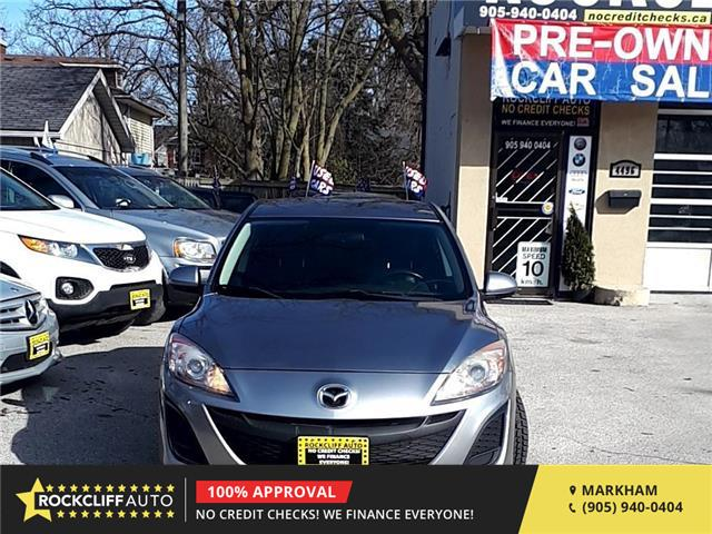 2011 Mazda Mazda3  (Stk: 367725) in Markham - Image 1 of 13