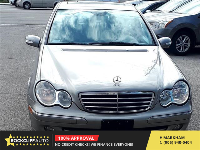 2007 Mercedes-Benz C-Class  (Stk: 935249) in Markham - Image 1 of 13