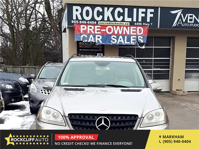 2006 Mercedes-Benz M-Class Base (Stk: 006756) in Markham - Image 1 of 12