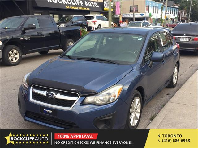 2013 Subaru Impreza  (Stk: 800050) in Scarborough - Image 1 of 15
