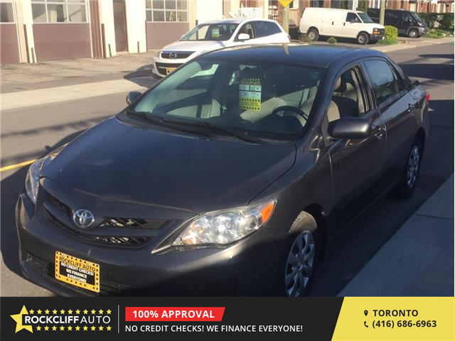 2012 Toyota Corolla  (Stk: 867688) in Scarborough - Image 1 of 10