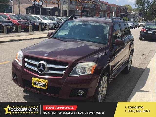 2010 Mercedes-Benz Glk-Class Base (Stk: 319588) in Scarborough - Image 1 of 15