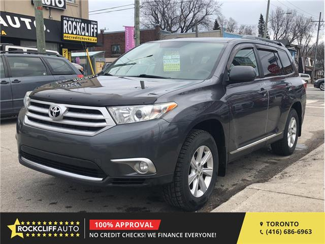 2011 Toyota Highlander  (Stk: 074823) in Scarborough - Image 1 of 16