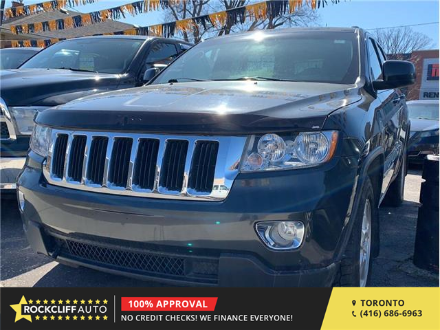 2011 Jeep Grand Cherokee Laredo (Stk: 522009) in Scarborough - Image 1 of 15