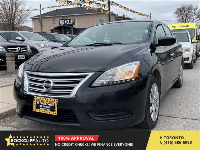 2013 Nissan Sentra  (Stk: 797306) in Scarborough - Image 1 of 12