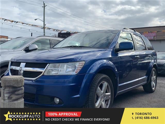 2010 Dodge Journey R/T (Stk: 217760) in Scarborough - Image 1 of 17