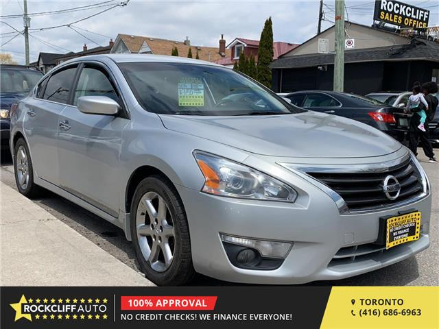 2014 Nissan Altima  (Stk: 235314) in Scarborough - Image 1 of 16