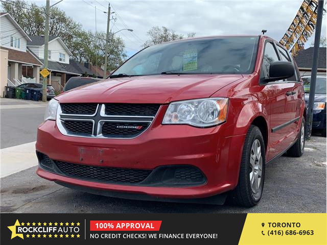 2013 Dodge Grand Caravan SE/SXT (Stk: 668358) in Scarborough - Image 1 of 12