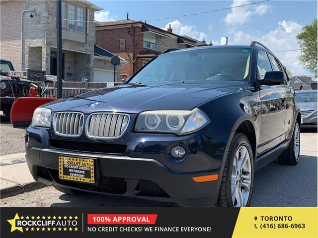 2008 BMW X3 3.0si (Stk: J04100) in Scarborough - Image 1 of 14