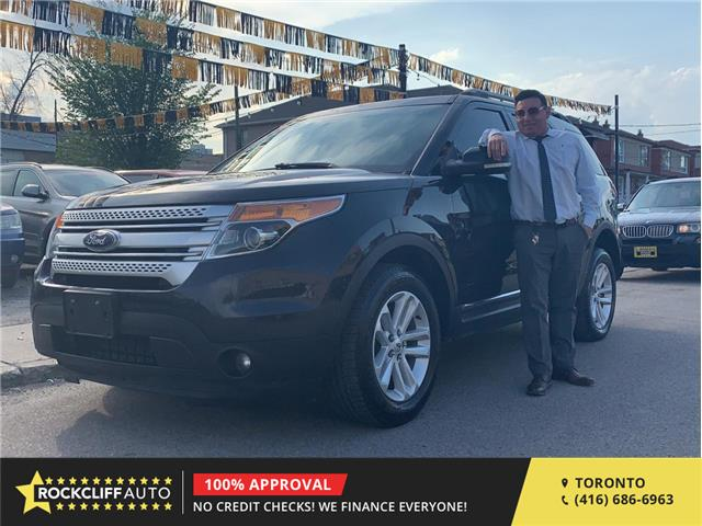2013 Ford Explorer XLT (Stk: C73898) in Scarborough - Image 1 of 17
