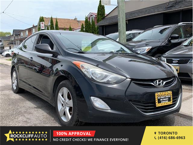 2012 Hyundai Elantra  (Stk: 073671) in Scarborough - Image 1 of 13