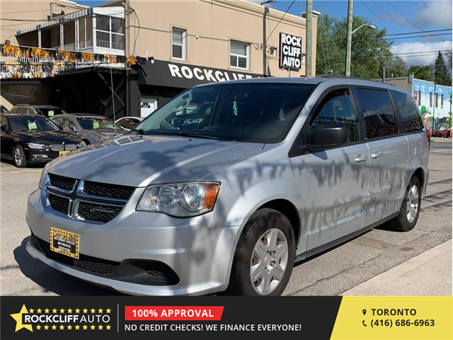 2012 Dodge Grand Caravan SE/SXT (Stk: 101373) in Scarborough - Image 1 of 14