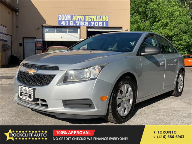 2012 Chevrolet Cruze LS (Stk: 129140) in Scarborough - Image 1 of 11
