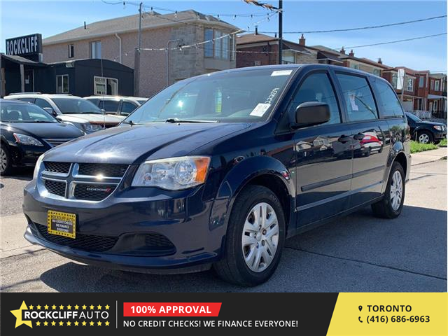 2014 Dodge Grand Caravan SE/SXT (Stk: 117584) in Scarborough - Image 1 of 15