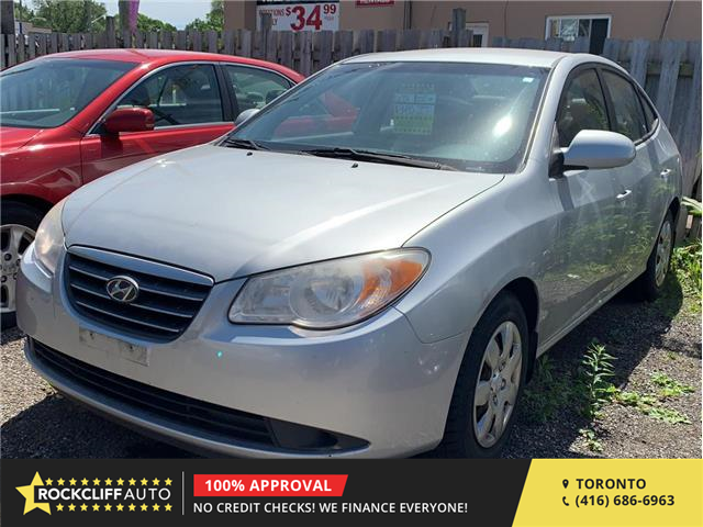 2009 Hyundai Elantra  (Stk: 548612) in Scarborough - Image 1 of 10