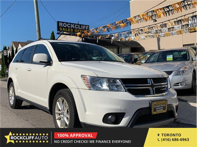 2016 Dodge Journey SXT/Limited (Stk: 102416) in Scarborough - Image 1 of 16