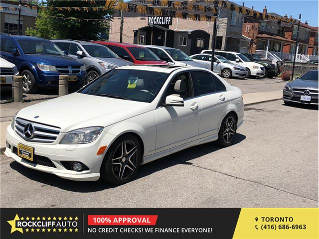 2010 Mercedes-Benz C-Class Base (Stk: 516286) in Scarborough - Image 1 of 15