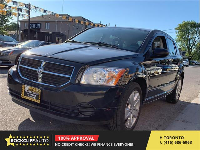 2007 Dodge Caliber SXT (Stk: 520788) in Scarborough - Image 1 of 14