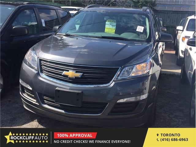 2013 Chevrolet Traverse  (Stk: 203121) in Scarborough - Image 1 of 6