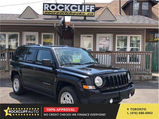 2015 Jeep Patriot Sport/North (Stk: 100533) in Scarborough - Image 1 of 11