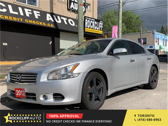 2012 Nissan Maxima SV (Stk: 845494) in Scarborough - Image 1 of 16