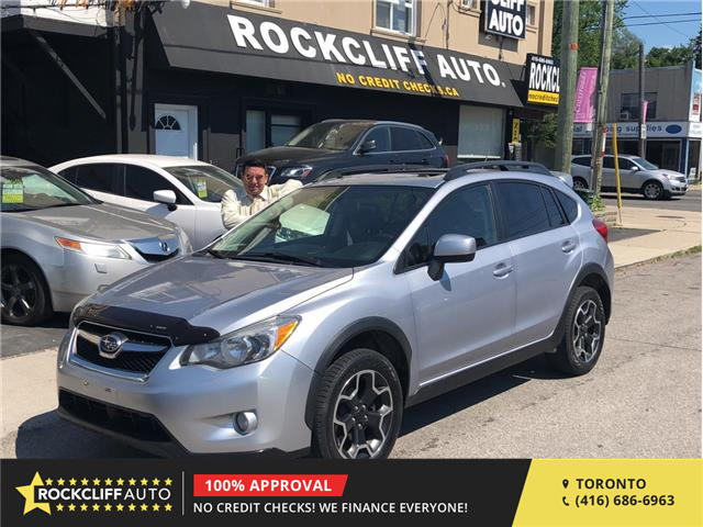 2014 Subaru XV Crosstrek  (Stk: 319531) in Scarborough - Image 1 of 21