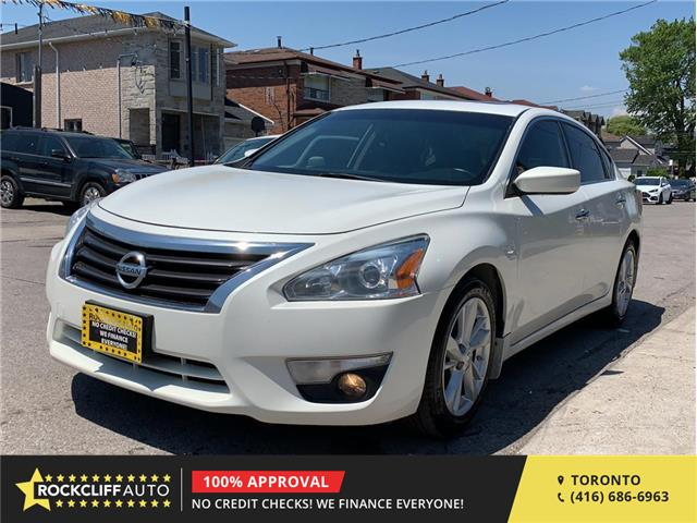 2014 Nissan Altima  (Stk: 249810) in Scarborough - Image 1 of 14