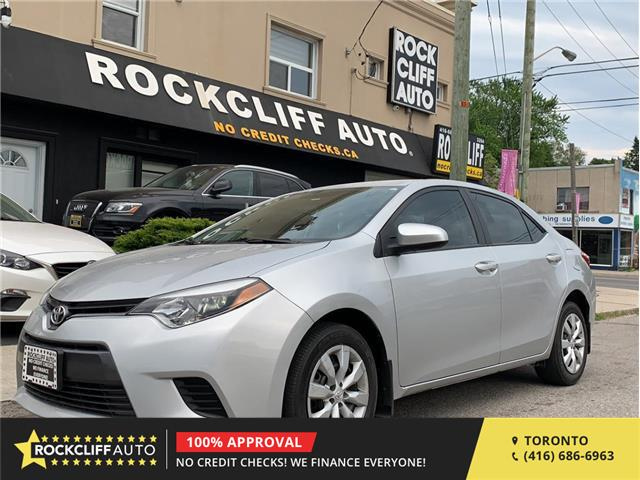 2015 Toyota Corolla  (Stk: 452628) in Scarborough - Image 1 of 16