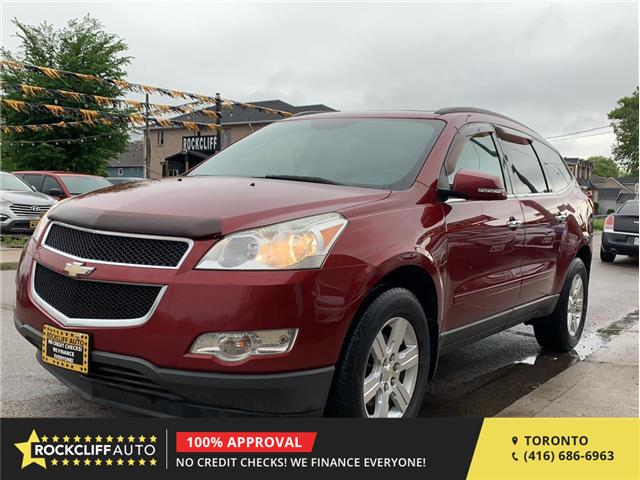 2011 Chevrolet Traverse 1LT (Stk: 310984) in Scarborough - Image 1 of 20