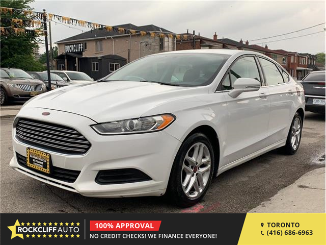 2014 Ford Fusion SE (Stk: 325061) in Scarborough - Image 1 of 15