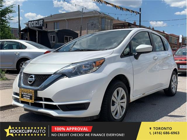 2017 Nissan Versa Note  (Stk: 354952) in Scarborough - Image 1 of 13