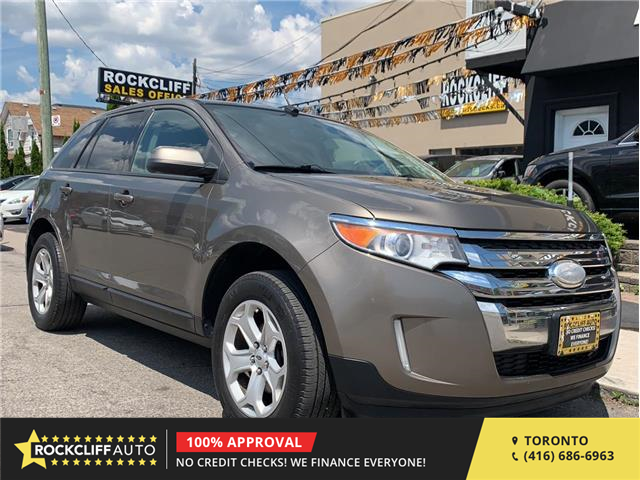 2012 Ford Edge SEL (Stk: A20574) in Scarborough - Image 1 of 19