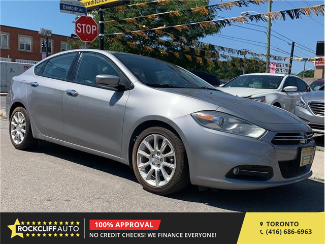 2015 Dodge Dart Limited (Stk: 111272) in Scarborough - Image 1 of 16