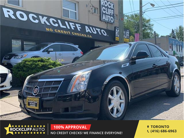 2008 Cadillac CTS 3.6L (Stk: 124814) in Scarborough - Image 1 of 15