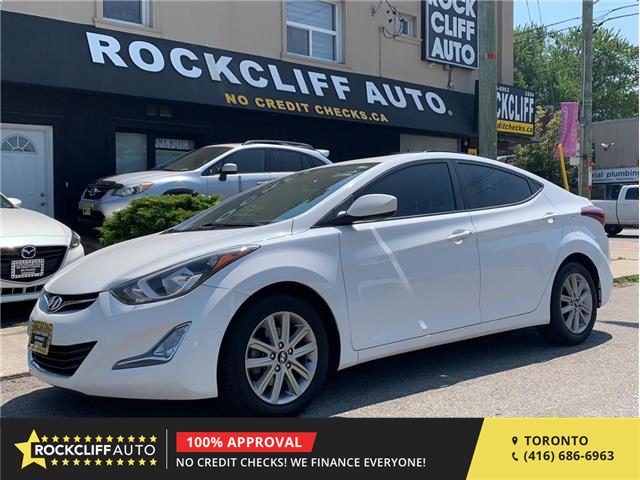 2016 Hyundai Elantra  (Stk: 556461) in Scarborough - Image 1 of 16