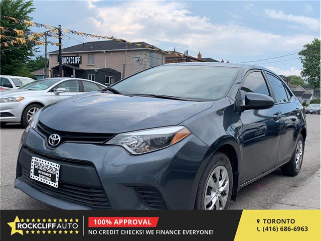 2015 Toyota Corolla  (Stk: 273438) in Scarborough - Image 1 of 13