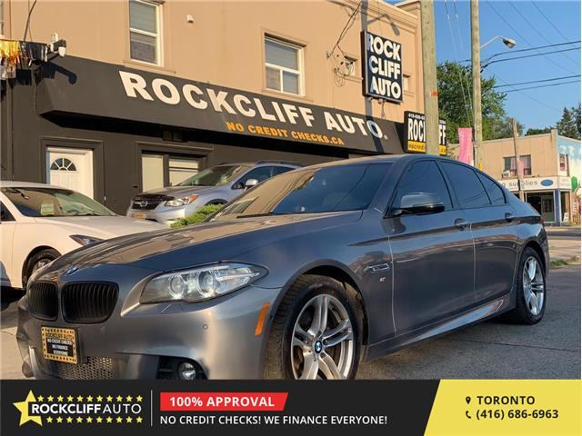 2014 BMW 528i xDrive (Stk: 219082) in Scarborough - Image 1 of 21