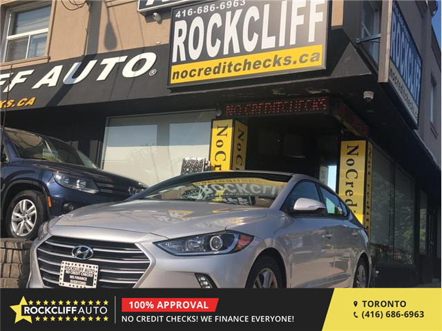 2017 Hyundai Elantra  (Stk: 150171) in Scarborough - Image 1 of 22
